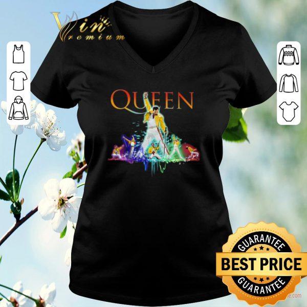 Nice Color Queen Freddie Mercury shirt sweater