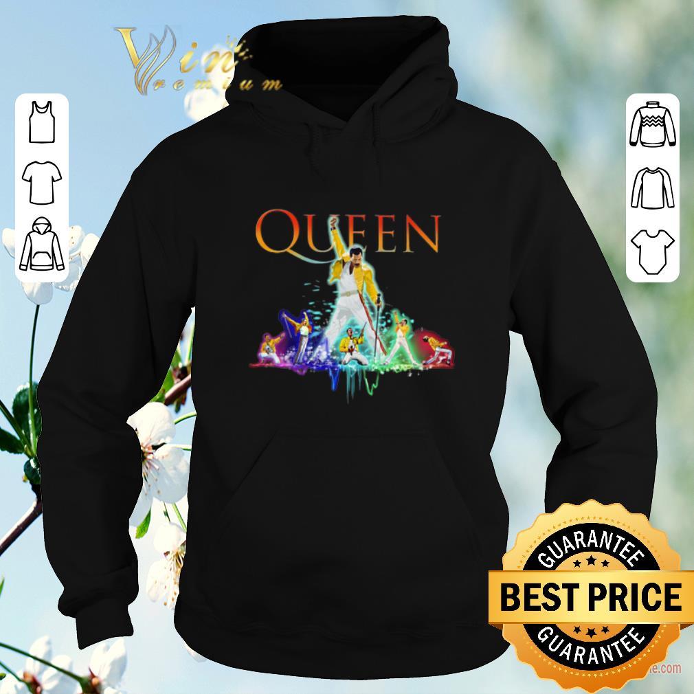 Nice Color Queen Freddie Mercury shirt sweater 4 - Nice Color Queen Freddie Mercury shirt sweater