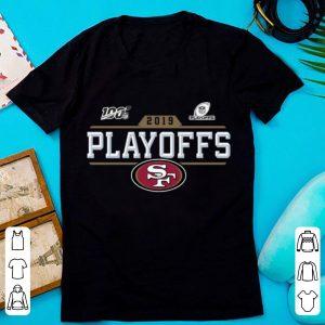 Nice San Francisco 49ers NFL 2019 Playoffs shirt