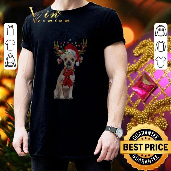 Official Chihuahua Reindeer Christmas shirt