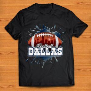 Official Football Dallas Skyline Dallas Cowboys shirt