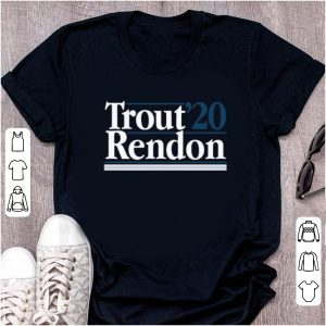 Official Mike Trout Anthony Rendon 2020 shirt