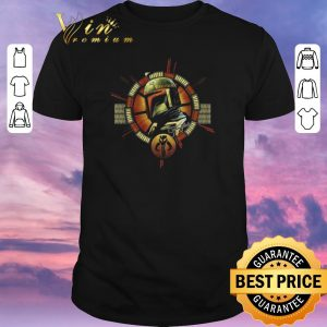 Official The Mandalorian logo Star Wars shirt sweater
