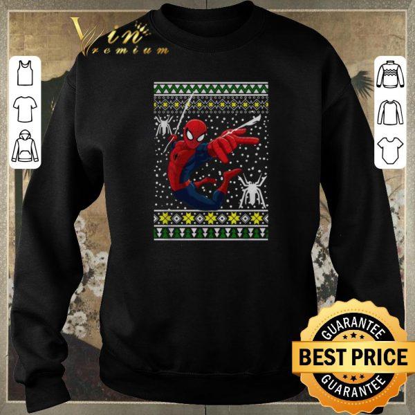 Original Amazing Spider man ugly Christmas shirt sweater
