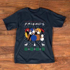 Original Friends Merry Christmas Santa Ugly Christmas shirt