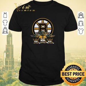 Premium Baby Yoda Boston Bruins shirt sweater
