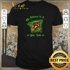 Pretty My Patronus is a Baby Yoda shirt sweater