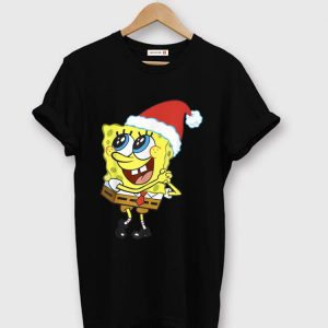 Pretty Spongebob Squarepants Santa Hat Dreaming Of Christmas sweater
