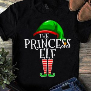 Pretty The Princess Elf Group Matching Family Christmas Gift Funny sweater