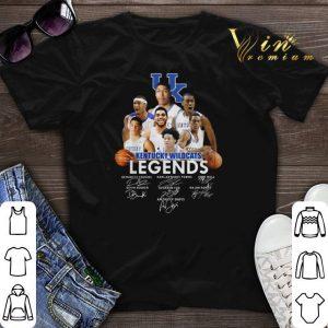 Signatures University of Kentucky Wildcats legends shirt
