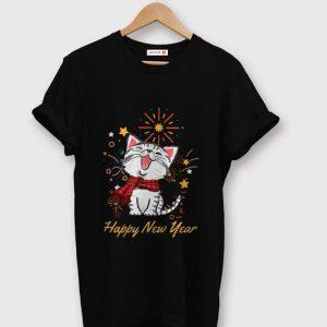 Top Cat Happy New Years shirt