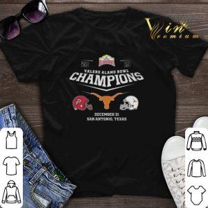 2019 Valero Alamo Bowl Champions Utah Utes vs Texas Longhorns shirt sweater