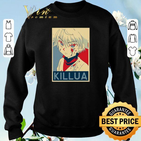Funny Arts Hunters X Hunters Killua Zoldyck Art shirt sweater