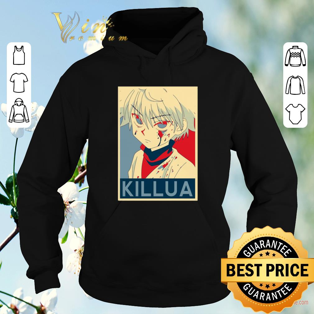 Funny Arts Hunters X Hunters Killua Zoldyck Art shirt sweater 4 - Funny Arts Hunters X Hunters Killua Zoldyck Art shirt sweater