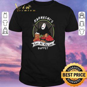 Funny Kaonashi's eat all you can buffet shirt sweater