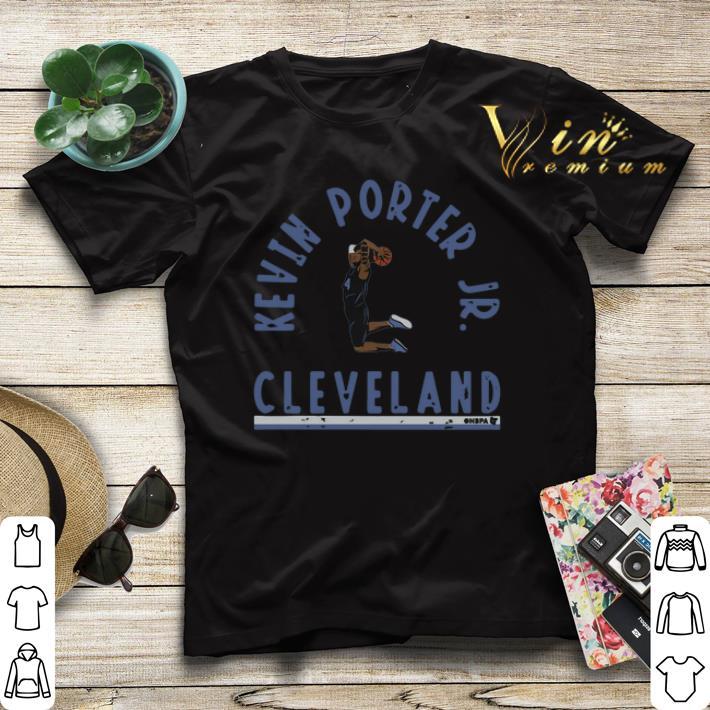Kevin Porter Jr Cleveland Cavaliers shirt sweater 4 - Kevin Porter Jr. Cleveland Cavaliers shirt sweater