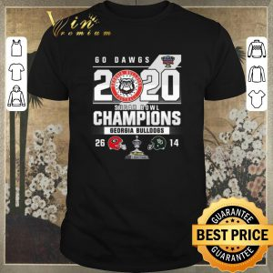 Official Go Dawgs 2020 Sugar Bowl Champions Georgia Bulldogs Baylor Bears shirt sweater