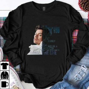 Official Harry Styles golden watermelon sugar adore you lights signature shirt