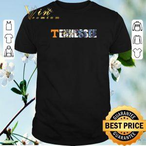 Original Sport teams Tennessee Volunteer Titans Nashville Predators shirt sweater