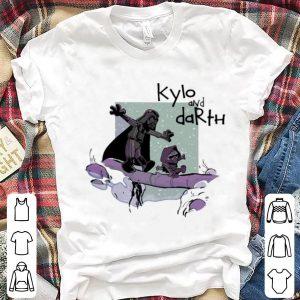 Original Star Wars Kylo And Darth shirt