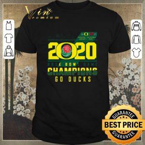 Premium 2020 Rose Bowl Game Champions Oregon Ducks vs Wisconsin Badgers shirt sweater