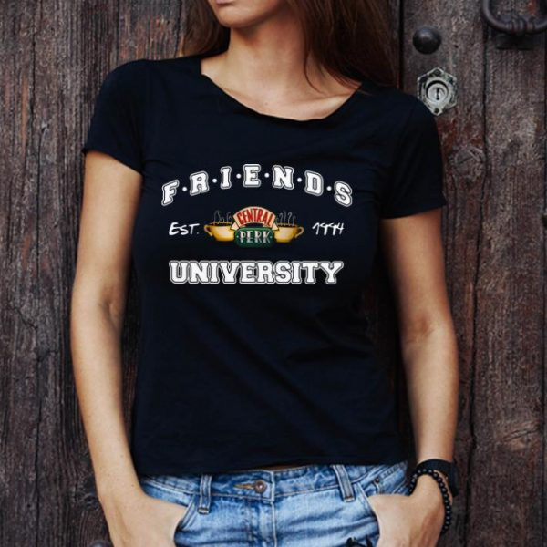 Premium Friends Central Perk University Est 1994 shirt