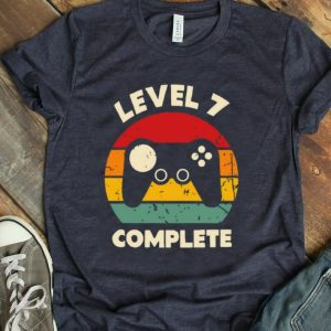 Premium Level 7 Complete Gamer Vintages shirt