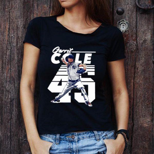 Pretty New York Yankees Gerrit Cole 45 shirt