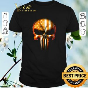 Pretty Punisher Tennessee Volunteers American Flag shirt sweater
