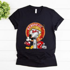 Awesome Mickey Mouse Kansas City Chiefs Champions shirt