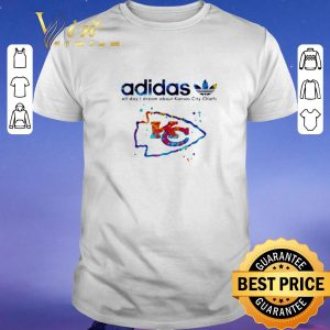 Awesome adidas all day i dream about Kansas City Chiefs Champions shirt sweater