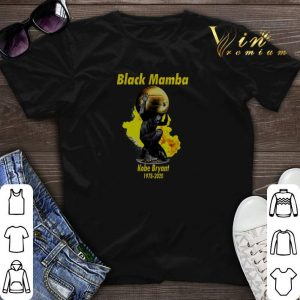 Black Mamba Kobe Bryant 1978-2020 shirt sweater