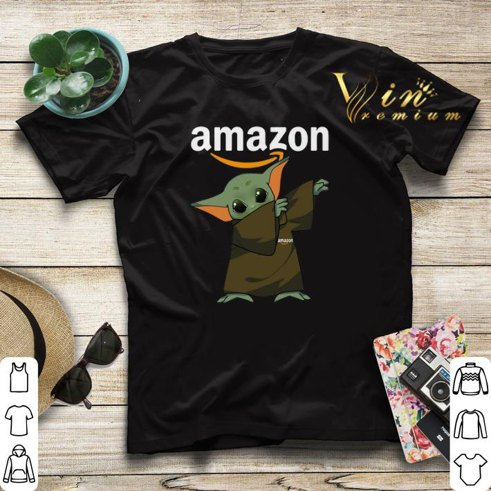 Dabbing Baby Yoda Mashup Amazon Star Wars shirt sweater 4 - Dabbing Baby Yoda Mashup Amazon Star Wars shirt sweater