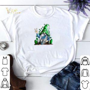 Gnome hug Philadelphia Eagles St. Patrick's Day shirt sweater
