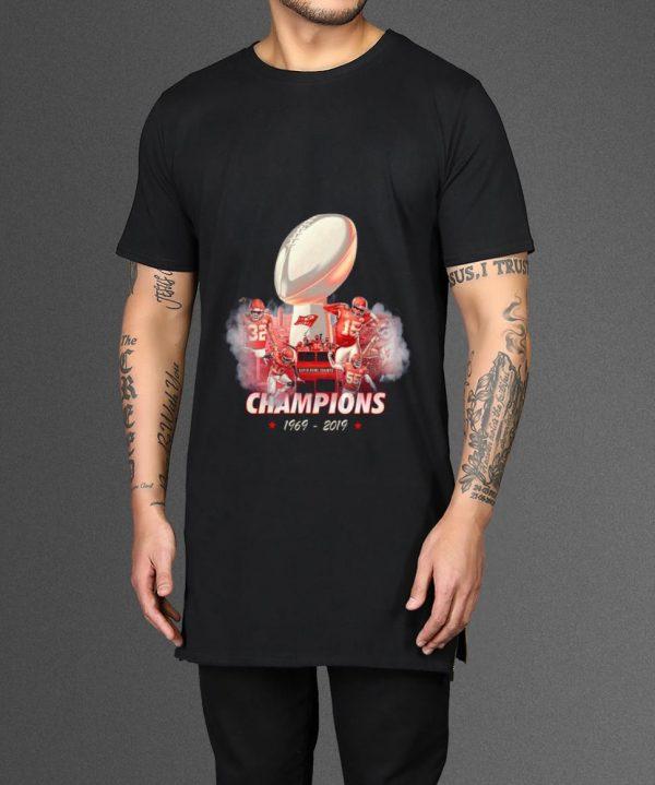 Hot 50 Years Kansas City Chiefs Champions 1969 – 2019 shirt