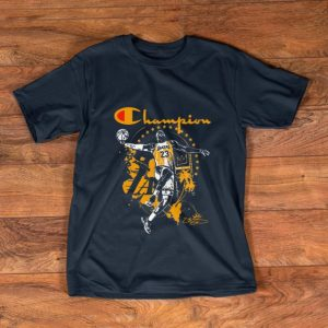Hot Champion Lebron James Signature shirt