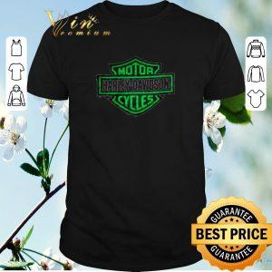 Hot Motor Harley Davidson Cycles St. Patrick's day shirt sweater