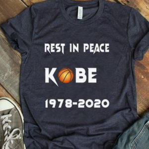Hot RIP Kobe Bryant rest in peace shirt