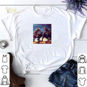 Michael Jordan Lebron James RIP Kobe Bryant shirt sweater