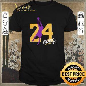 Nice Rip Kobe Bryant 24 ever Forever shirt sweater