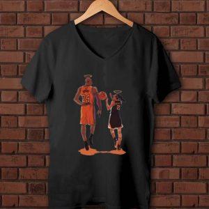 Official Histoire Kobe Et Gigi Kobe Bryant And His Daughter shirt