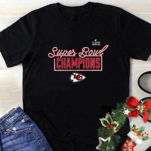 Official LIV Super Bowl Champs Kansas City Chiefs Logo shirt