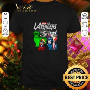 Official Lhasa Apso LAvengers Avengers Endgame shirt