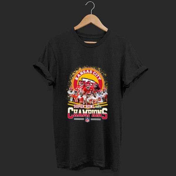 Official NFL Kansas City Chiefs Super Bowl Champions 2019 shirt