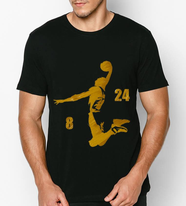 Official Number 8 And 24 Basketball Kobe Bryant shirt 4 - Official Number 8 And #24 Basketball Kobe Bryant shirt