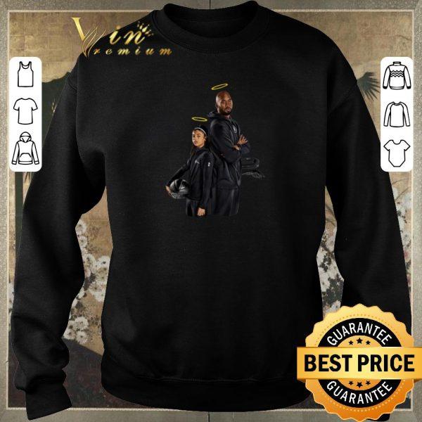 Original RIP Black mamba out Kobe Bryant and Gigi Bryant shirt sweater