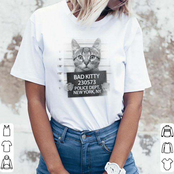 Premium Bad Kitty 230573 New York Cat Lovers shirt