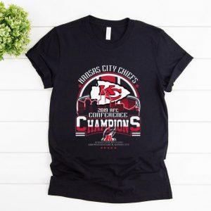 Premium Kansas city Chiefs 2019 AFc Conference Champions shirt