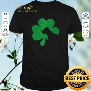 Premium Staffordshire Bull Terrier Shamrock Diamond St. Patrick's Day shirt sweater
