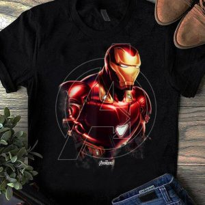 Pretty Marvel Avengers Endgame Iron Man shirt